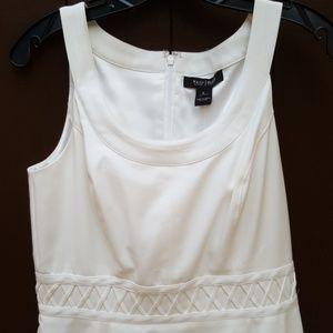 WHBM White Dress